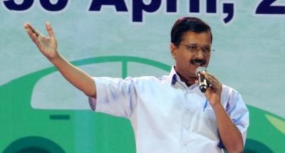 Kejriwal urges citizens to take part in anti-dengue drive