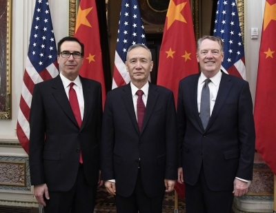 US-China trade negotiations to resume in October