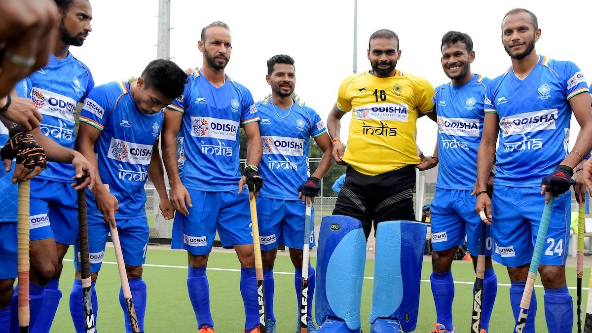 India Present Bid to Host Men's Hockey World Cup in 2023