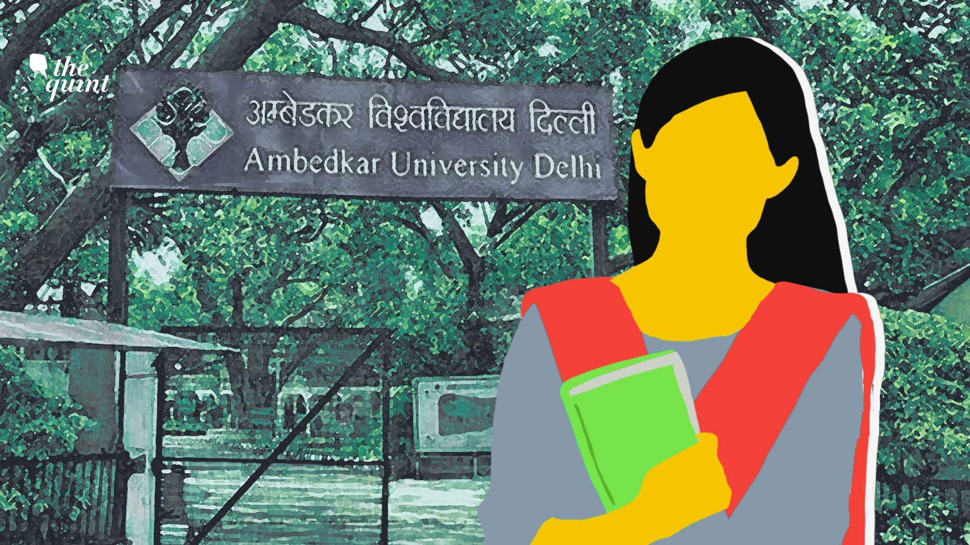 Ambedkar Univ Dalit Scholar Alleges Caste Humiliation by Batchmate