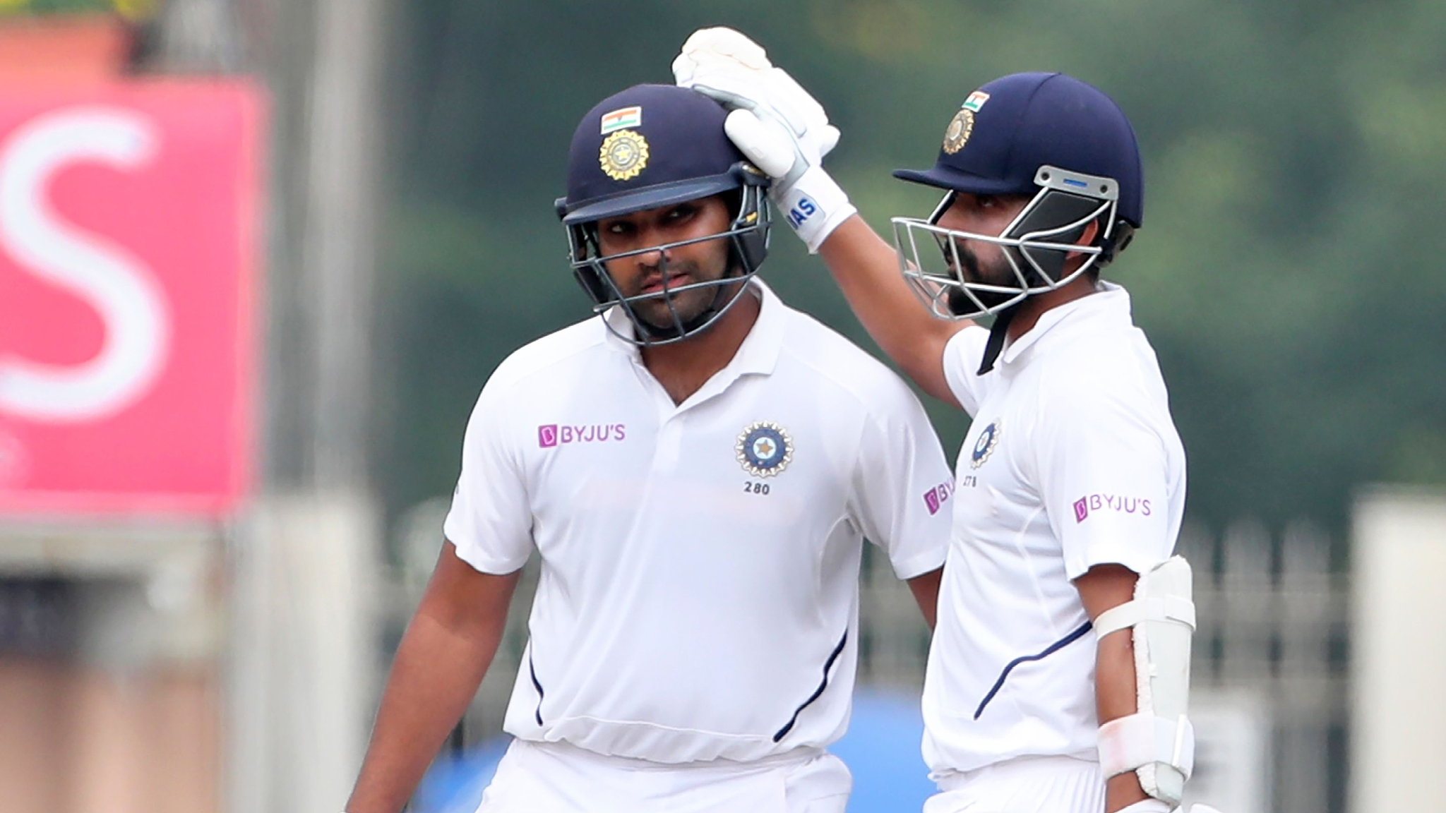 India 224/3 at Stumps Before Bad Light & Rain Stops Play on Day 1