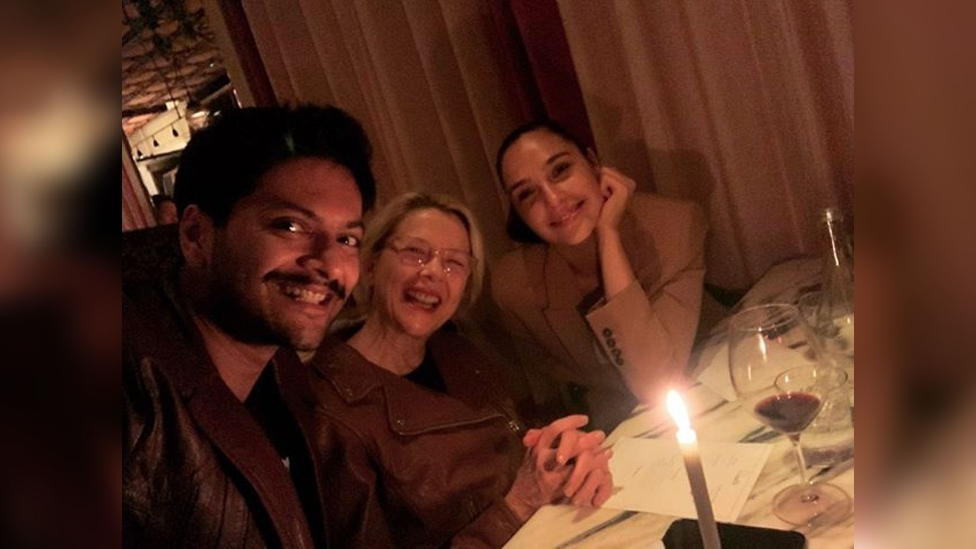 Ali Fazal Celebrates Birthday with 'Wonder Woman' Gal Gadot