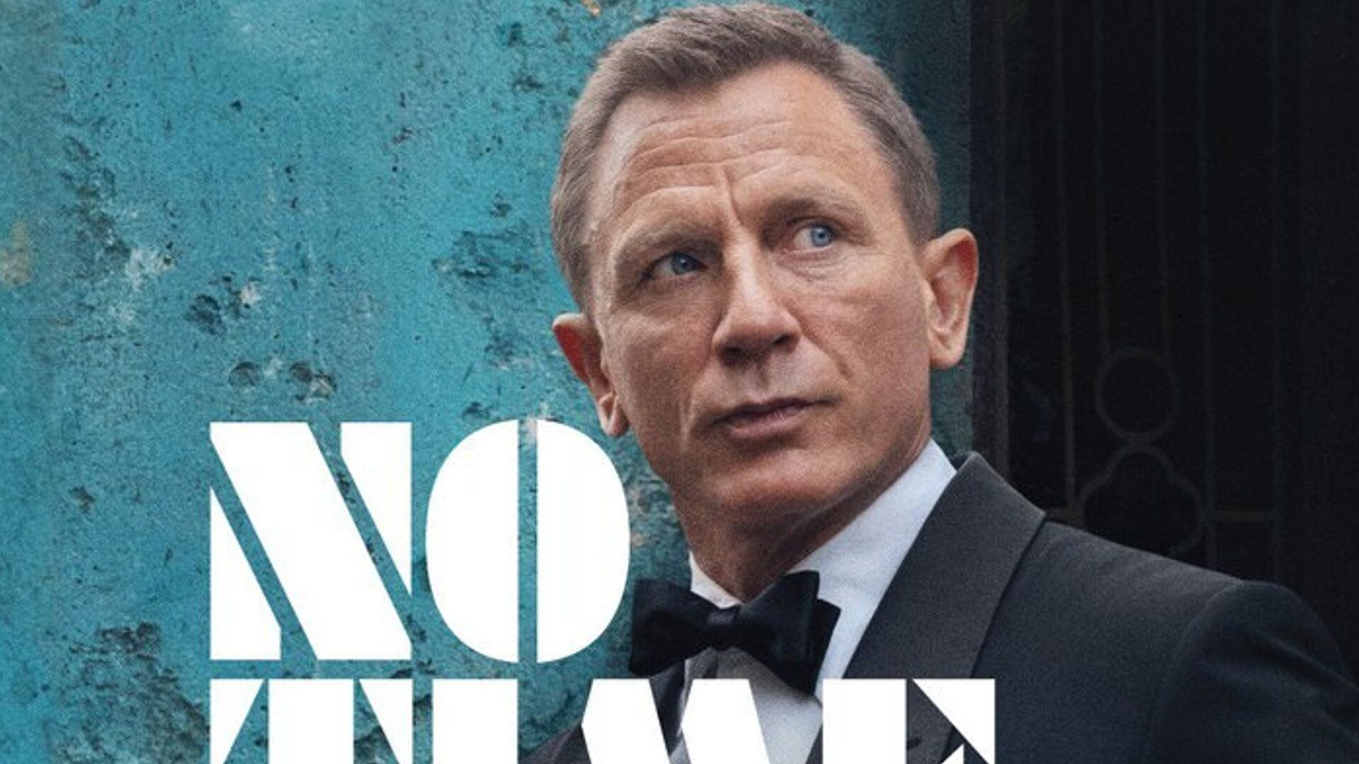'No Time to Die' First Look: Daniel Craig's Last Bond Appearance