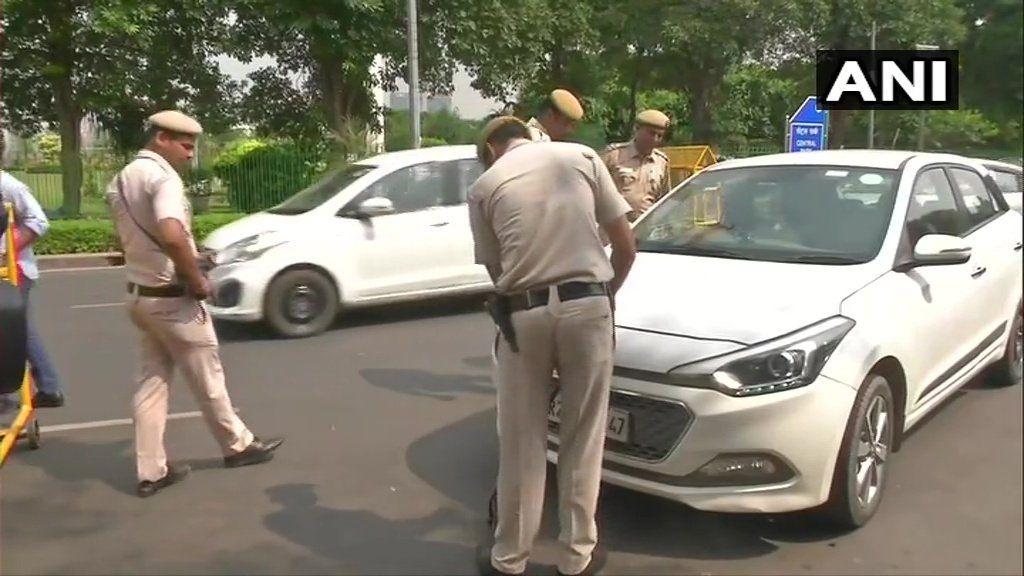Delhi Police Issues Alert After Inputs on JeM Terror Strikes