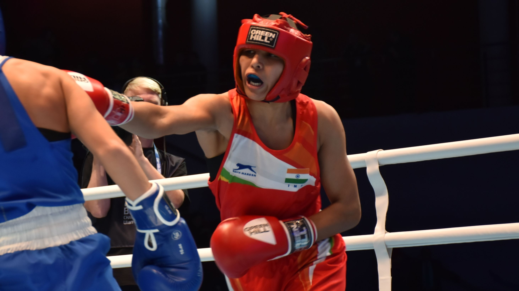 Meet Manju Rani, 19-Year-Old World Boxing C'ships Silver Medallist