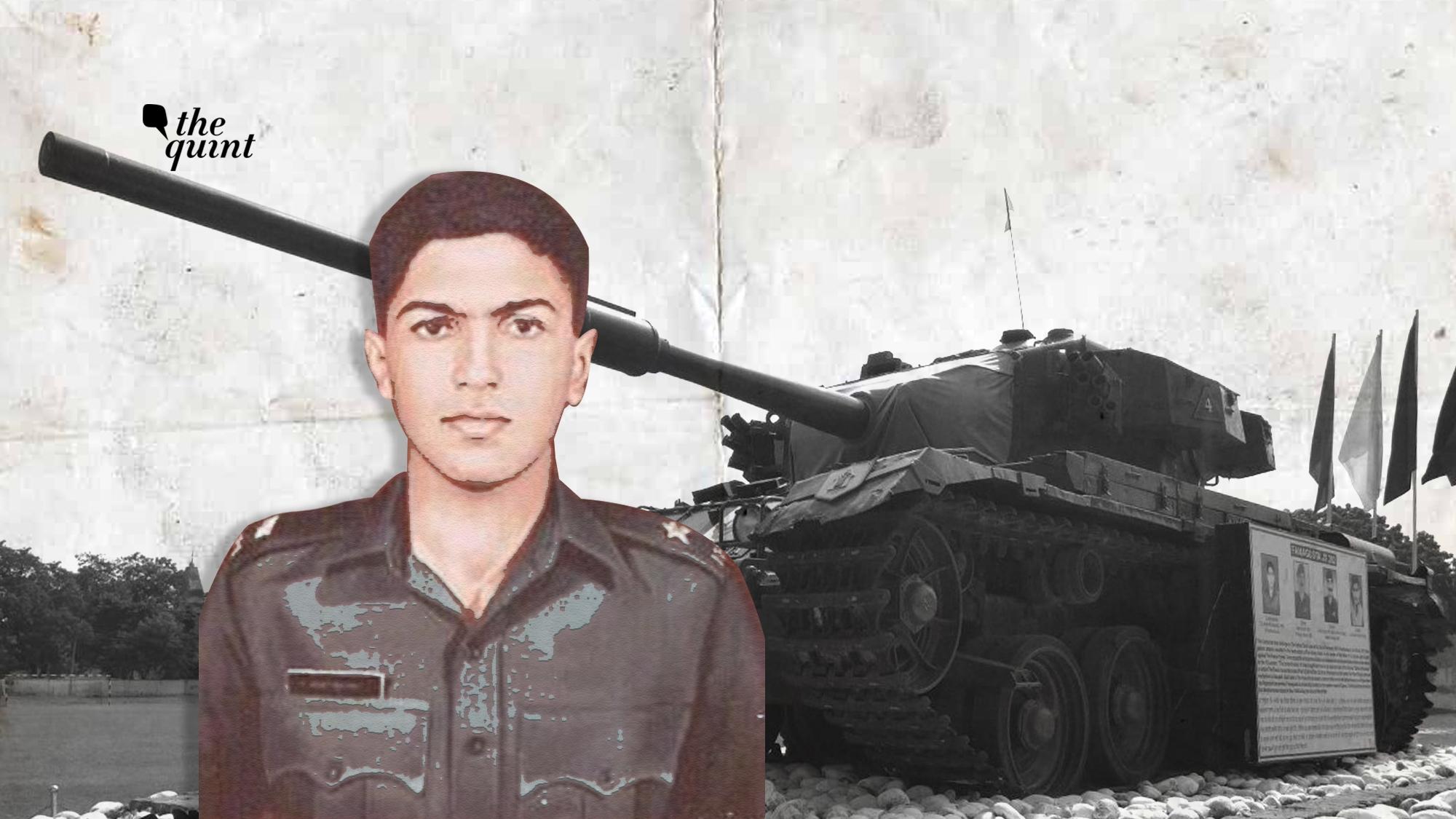 Who Was 2nd Lt Arun Khetarpal, Hero of the 1971 India-Pak War?