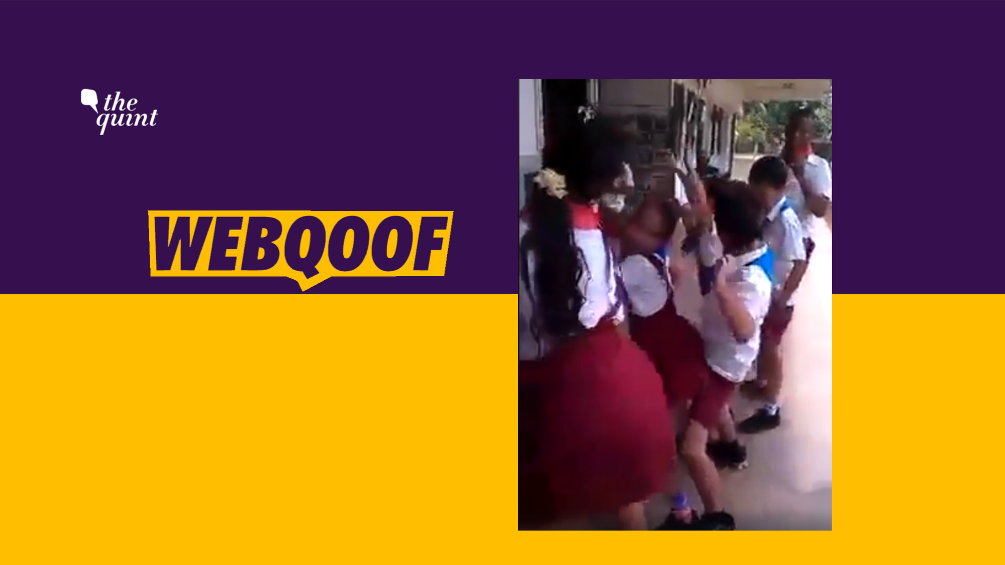Video of Cuban School Kids Twerking Falsely Claims It's From India