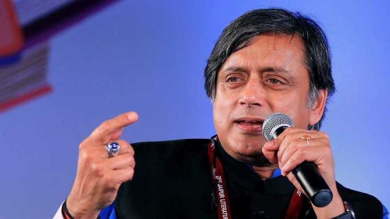'Is This Naya Bharat?' Tharoor Writes to PM on FIR Against Celebs