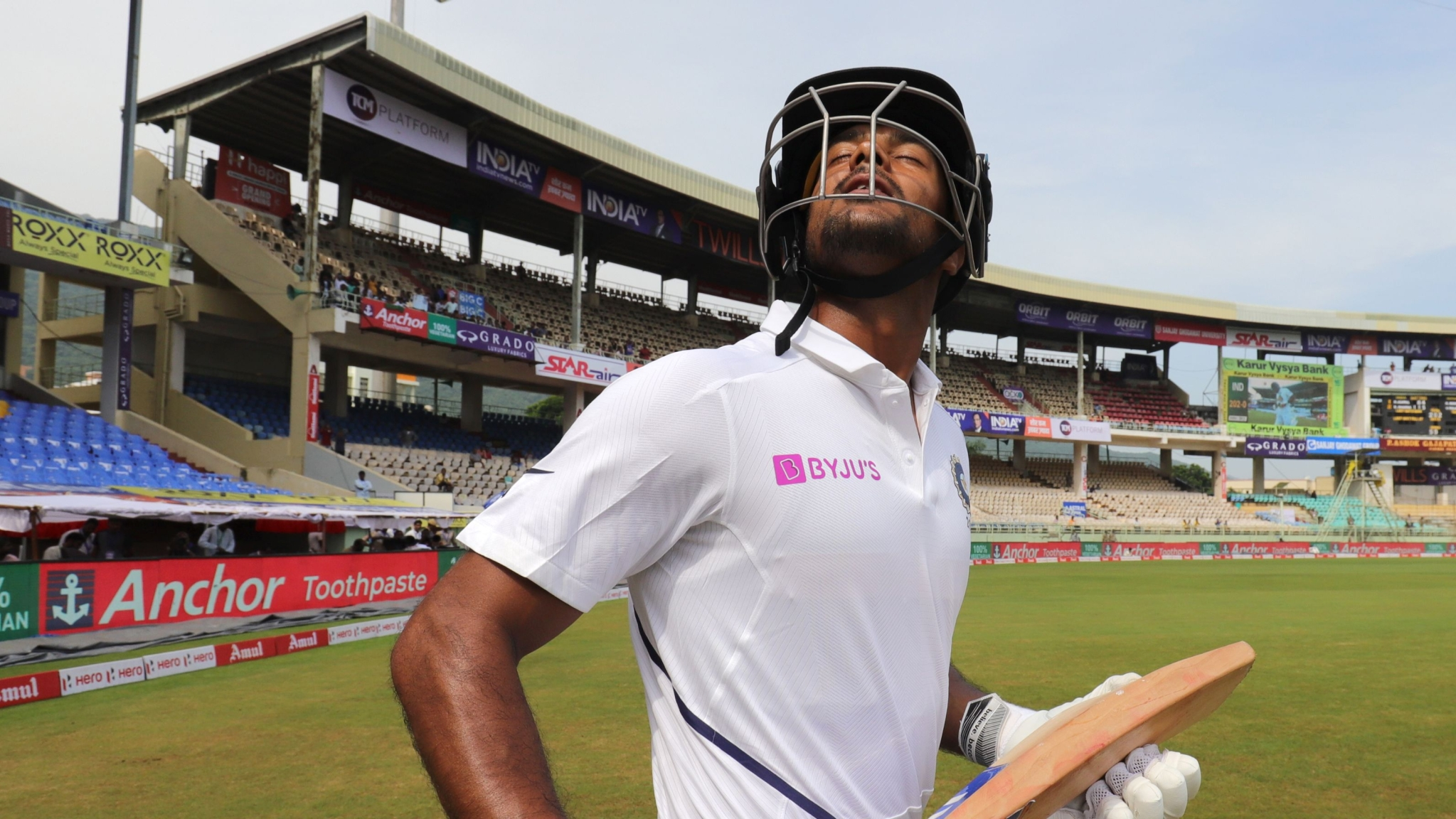 Day 2 Stats: Mayank-Rohit Break Big Records, Put India in Control
