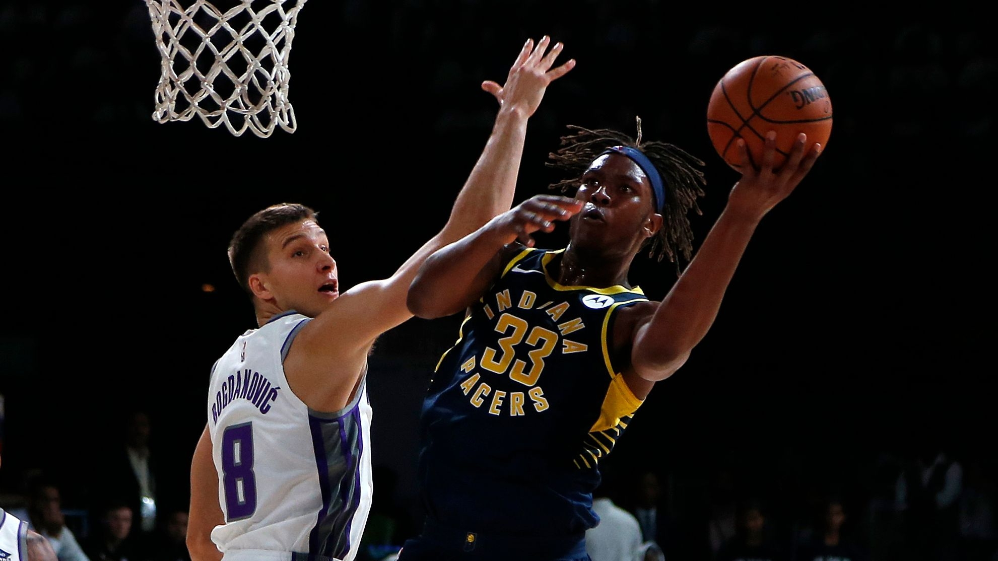NBA: Indiana Pacers Rout Sacramento Kings 130-106 in Mumbai