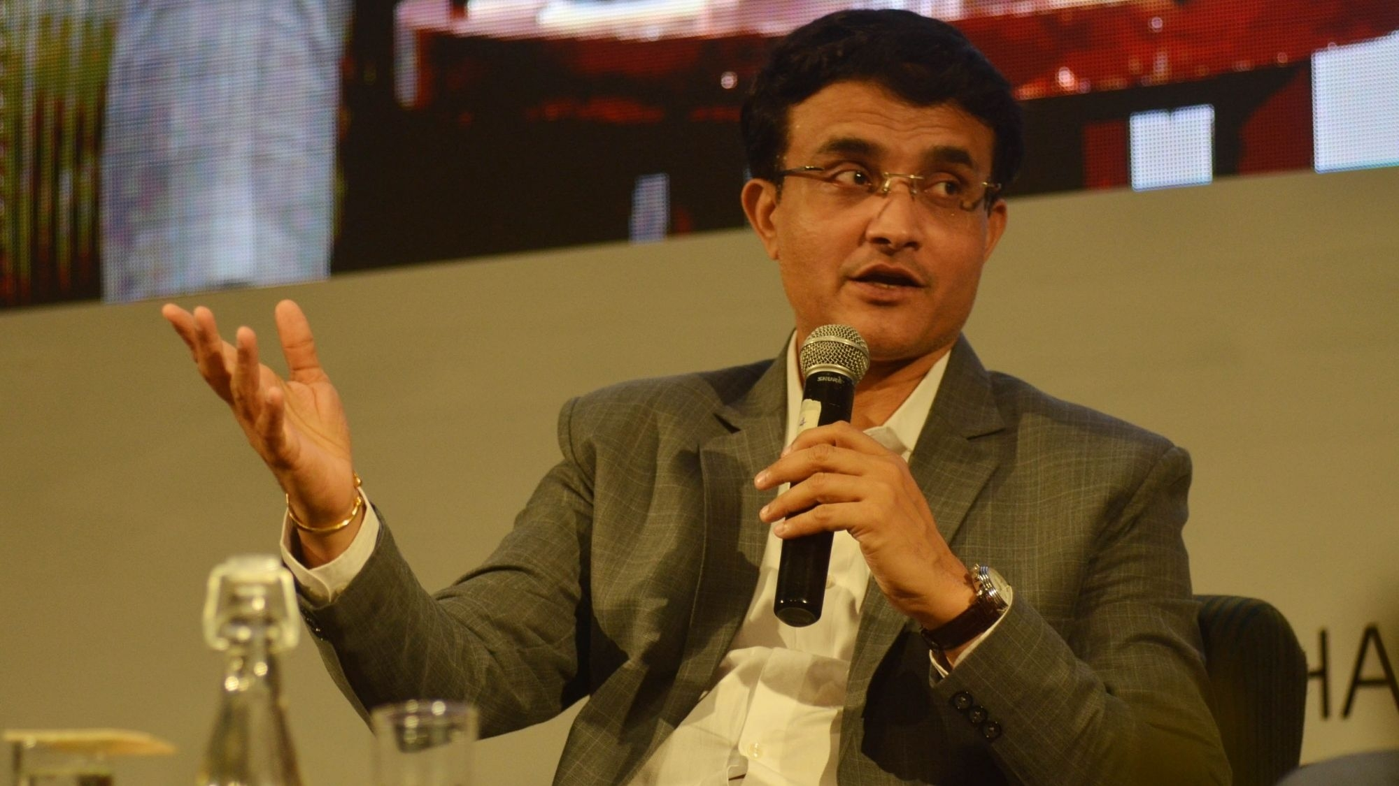 Will Ganguly Join BJP? Let's Look At Past Records for an Answer