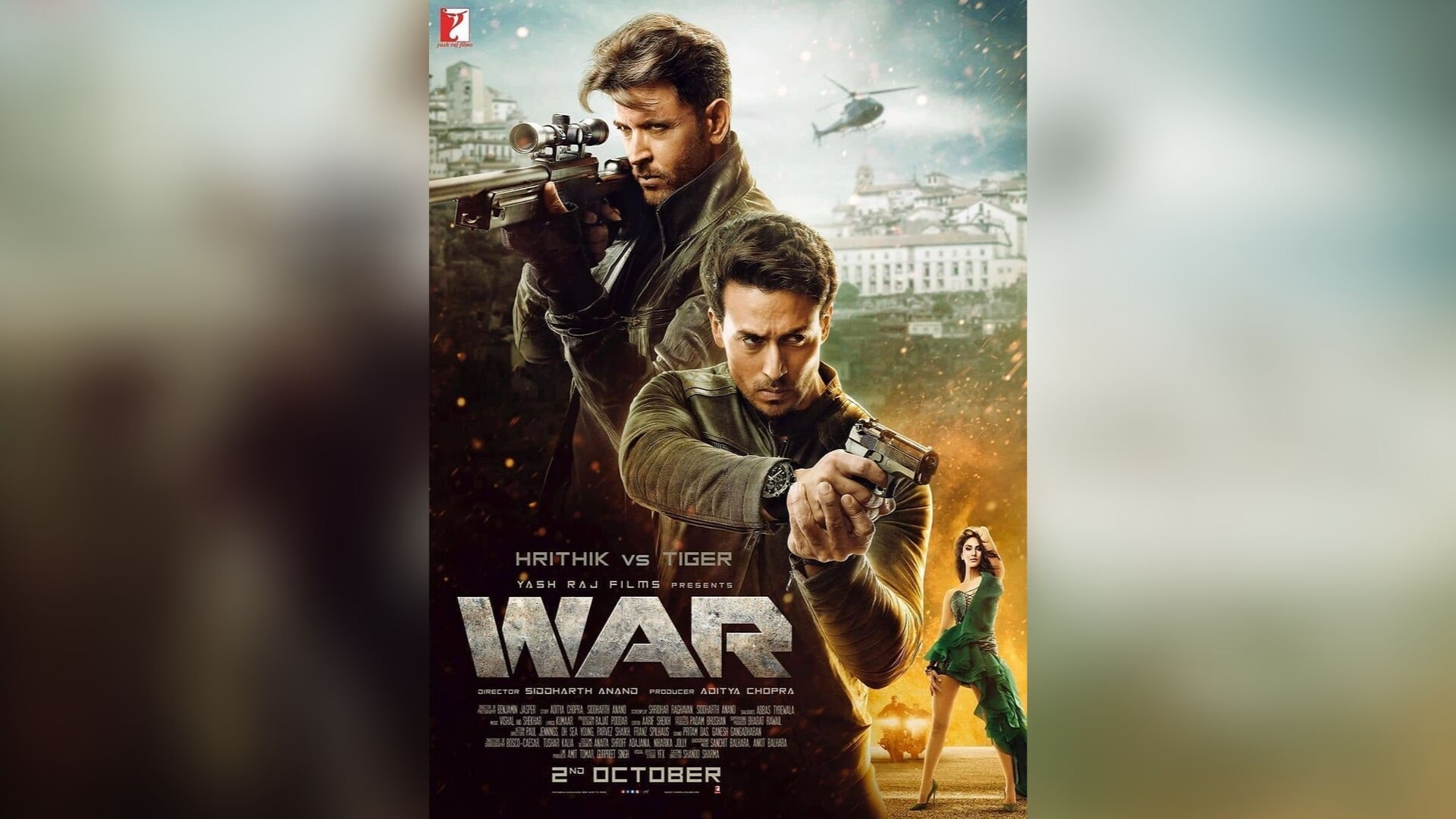 War Becomes Second-Highest Grosser of 2019, Highest in N. America