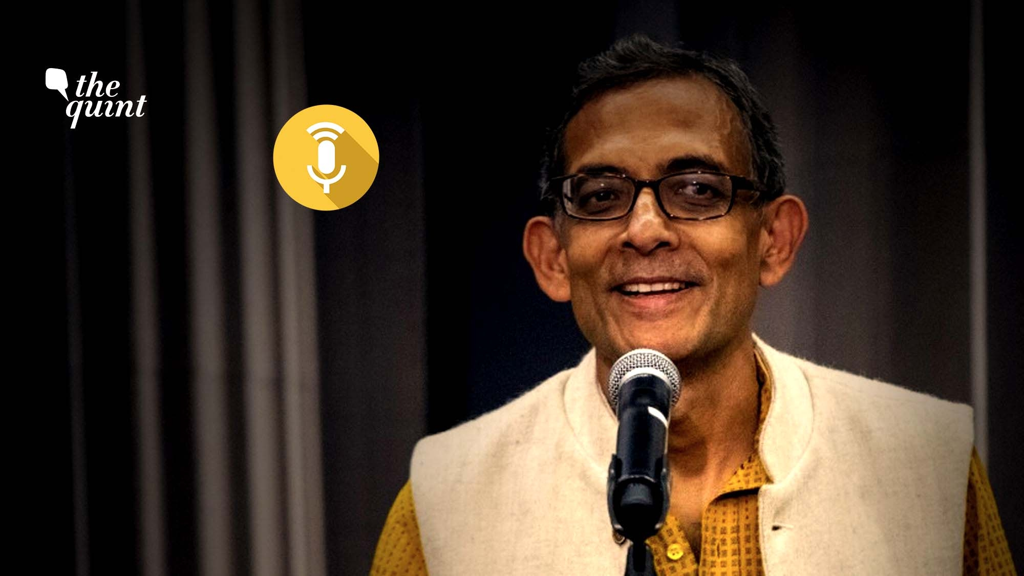 Nobel Winner Abhijit Banerjee on Indian Economy, Tax Cuts and More