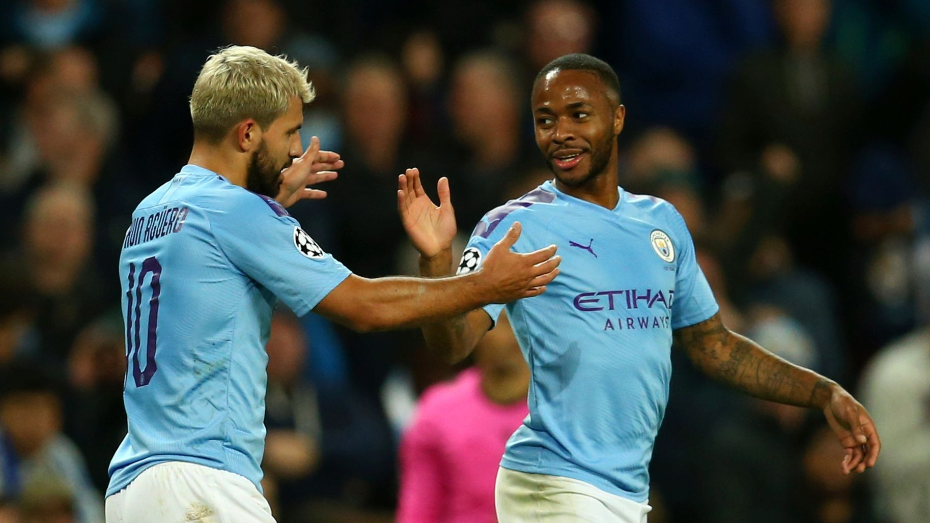 Champions League: Sterling Nets Hat-Trick as City bt Atalanta 5-1