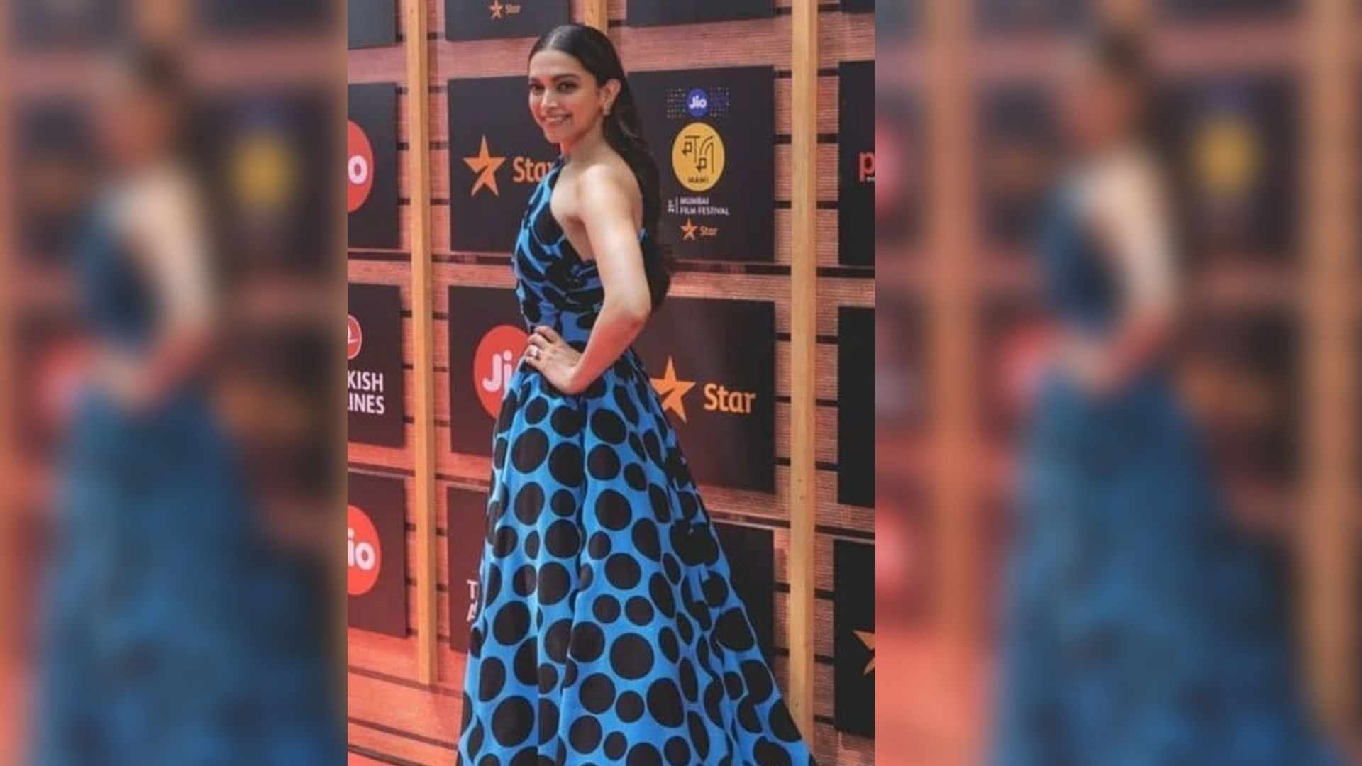 In Pics: Deepika Stuns in Polka Dots at MAMI Movie Mela