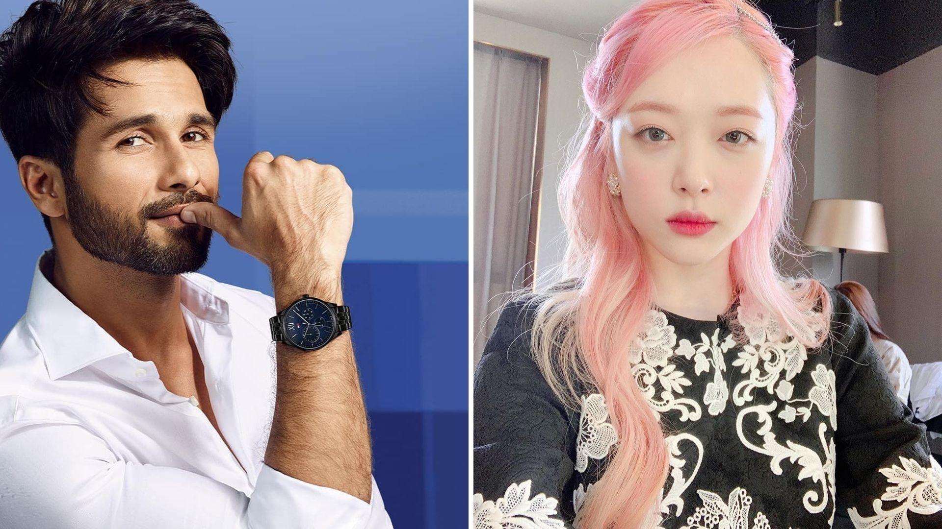 QuickE: Shahid in Telugu Remake; K-Pop Star Sulli Found Dead