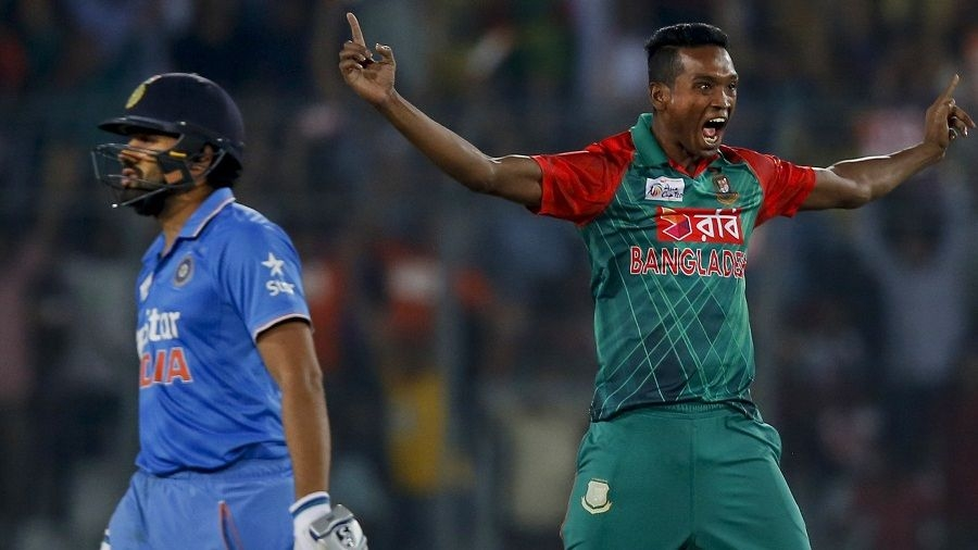 Bangladesh Recall Arafat, Al-Amin for T20 Series Against India