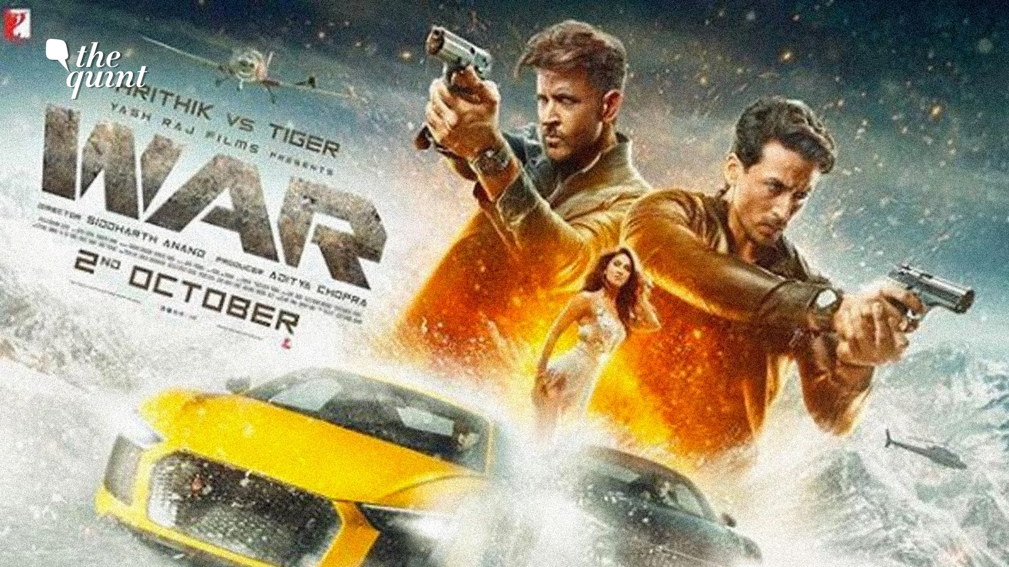 'War' Honest Movie Review: Action & Confusion Go Hand in Hand