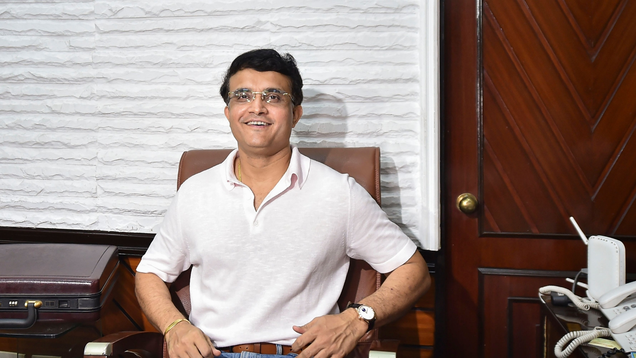 Will Speak to Selectors About Dhoni on 24 Oct: Sourav Ganguly