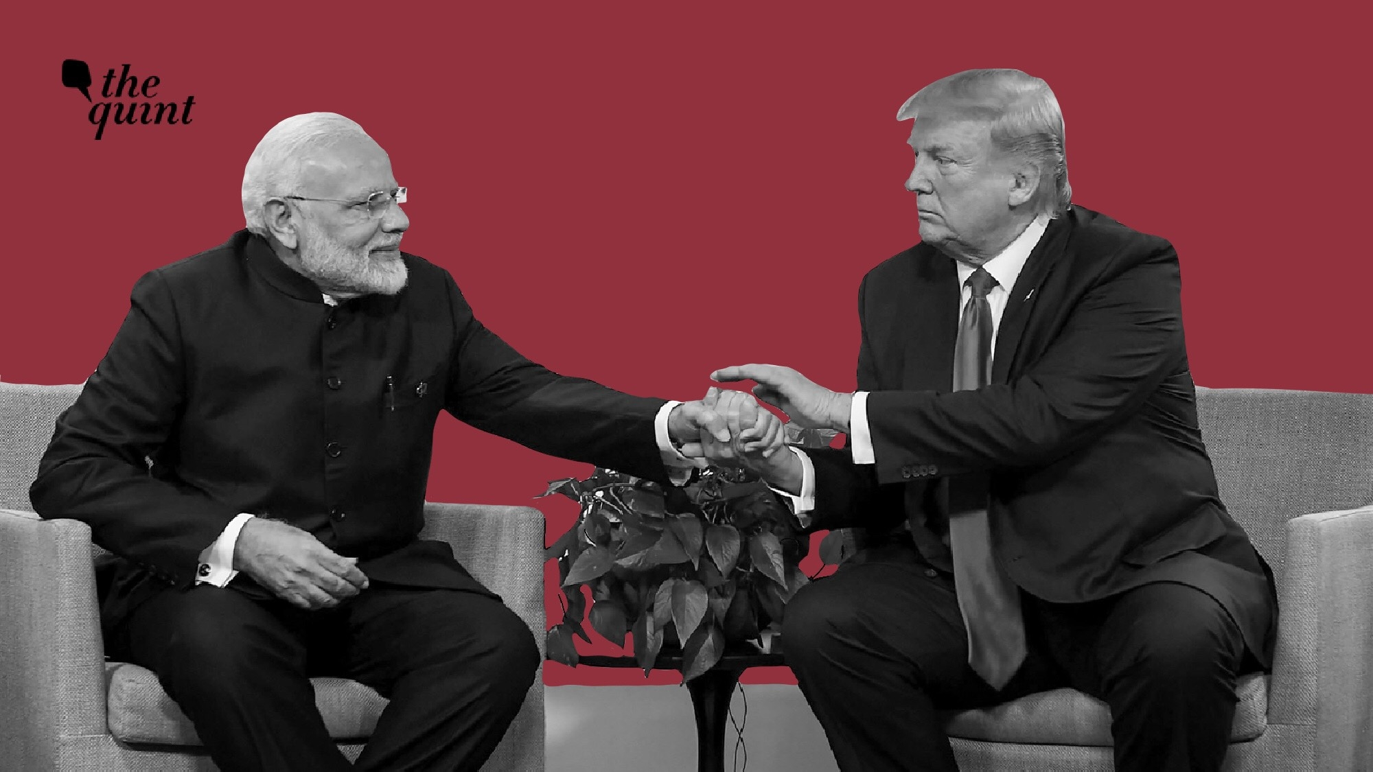 Unknown Group Organising Ahmedabad 'Namaste Trump' Event: Report