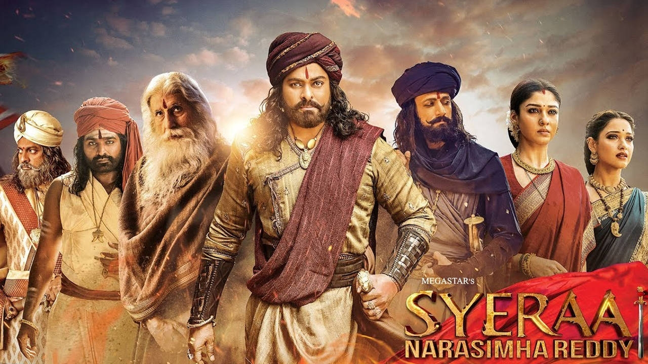 'Sye Raa' Shows in Canada Cancelled After Pepper Spray Attacks