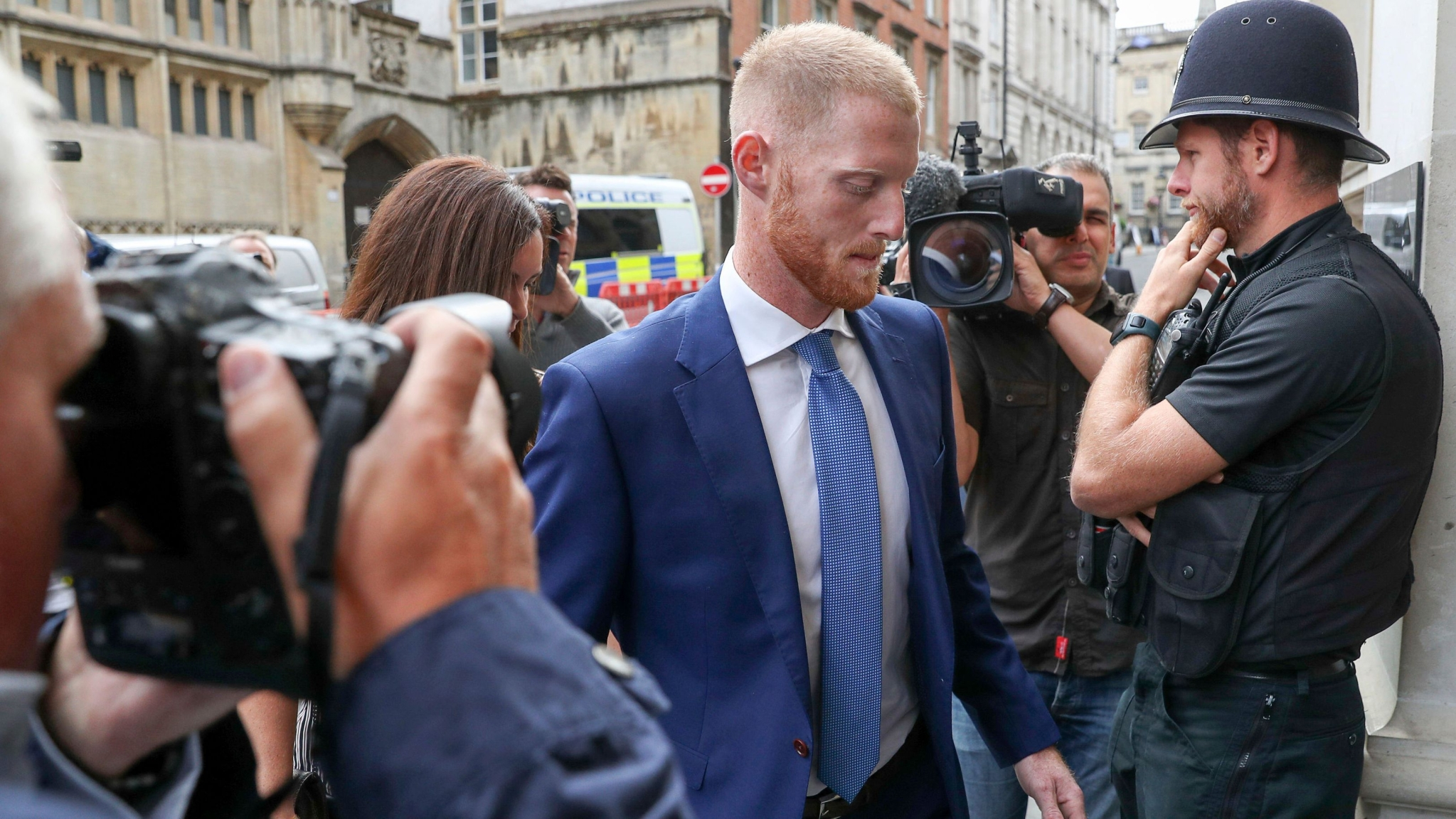 Ben Stokes Takes Legal Action Against 'The Sun' Over Family Story