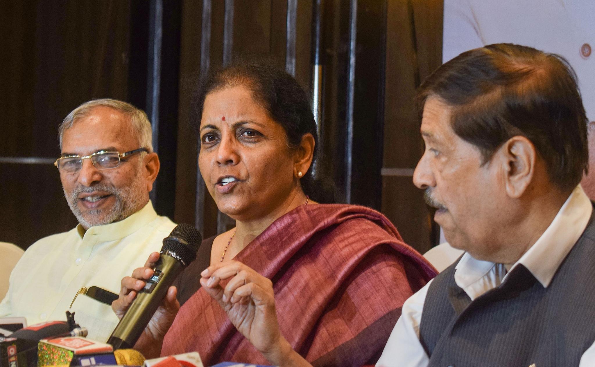 Indian PSBs Had 'Worst Phase' Under Manmohan, Raghuram: Sitharaman