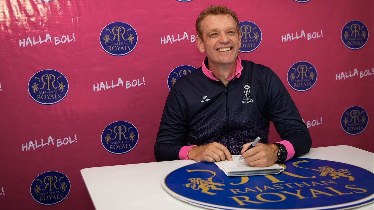 Rajasthan Royals Name Aussie Andrew McDonald as New Head Coach