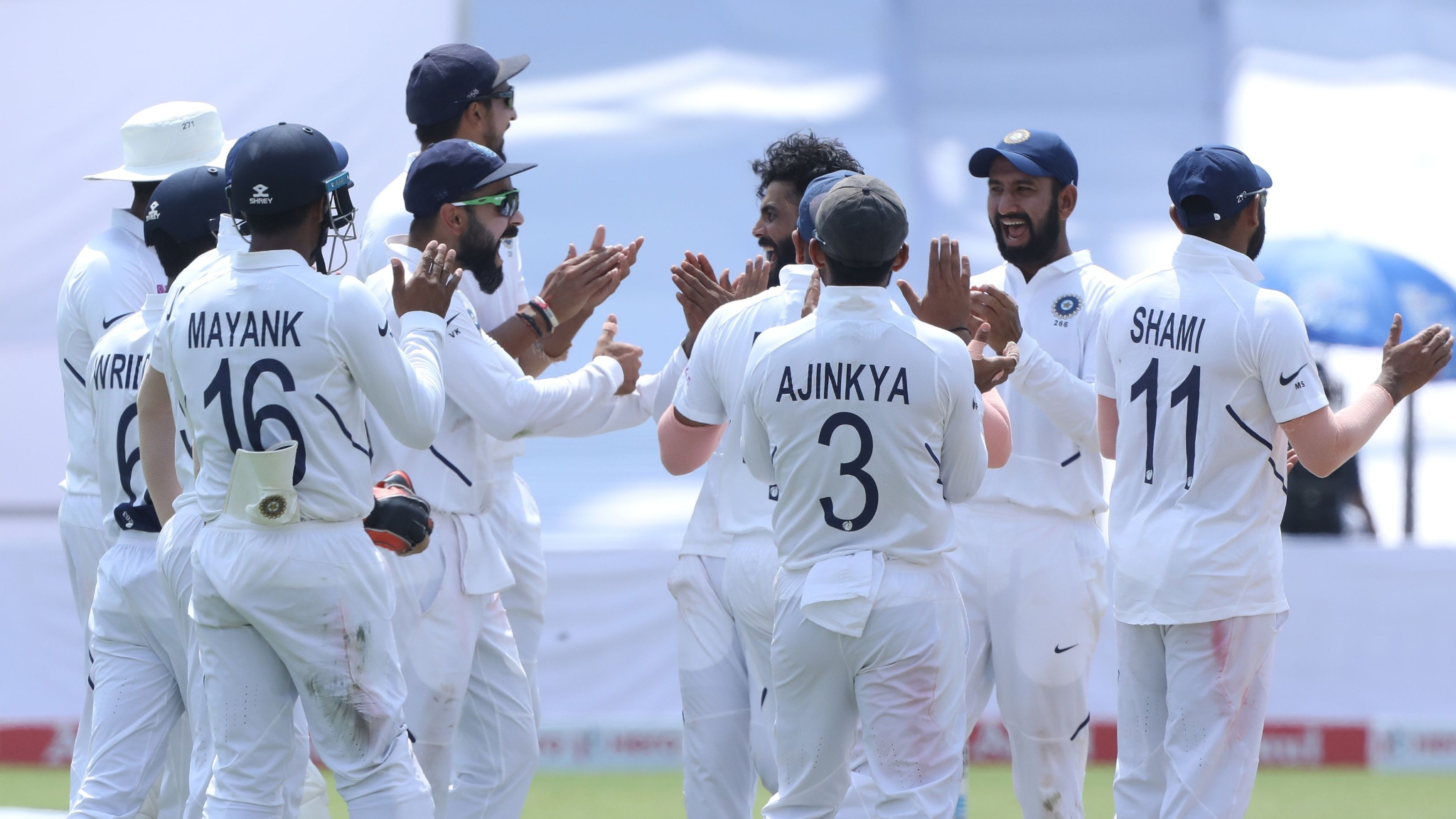 Pune Test, Day 4: Markram Out on 0 After India Enforce Follow-On