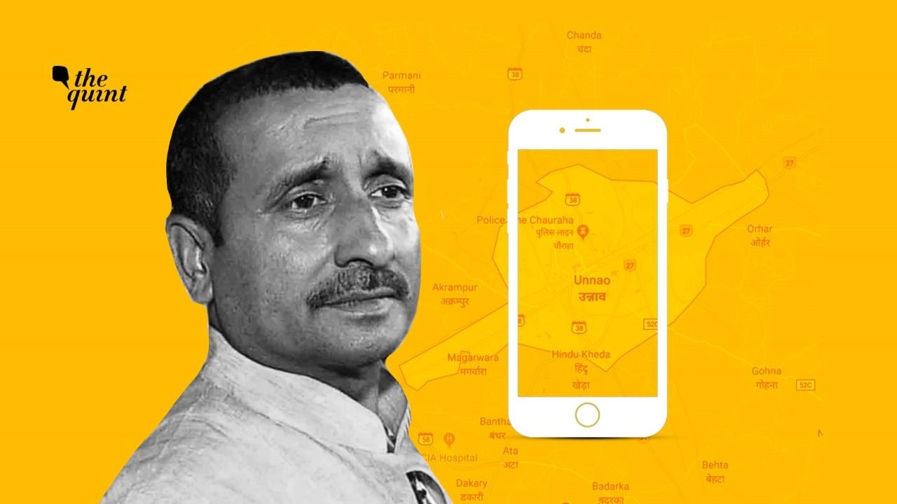 Unnao Rape: No Data on Sengar's Location, Apple Tells Court