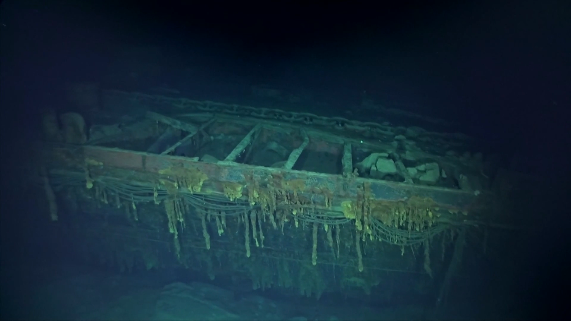 Sunken World War II Era Japanese Ship Discovered in Pacific Ocean