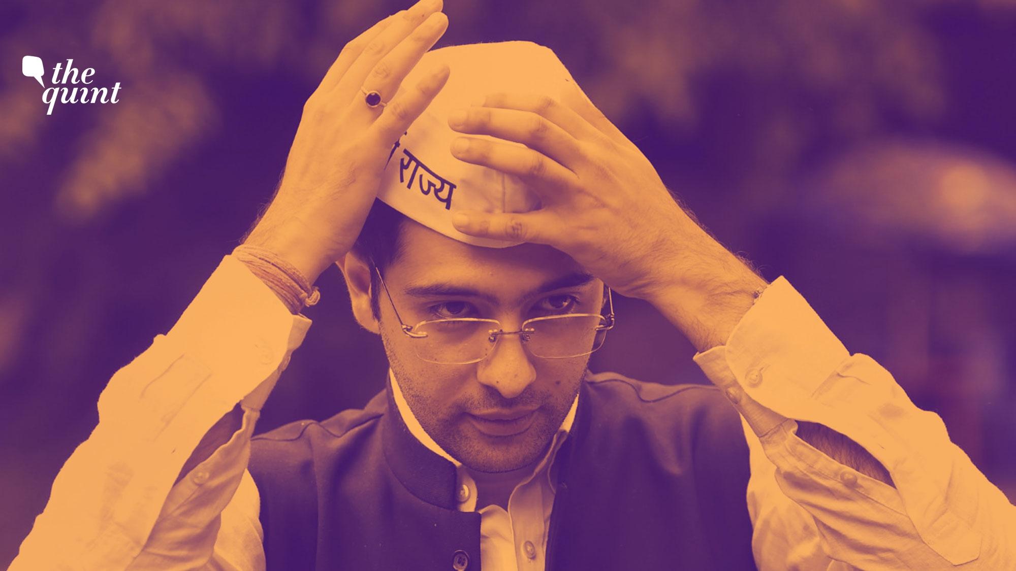 'South Delhi Chose Modi — But I Feel Their Love': Raghav Chadha