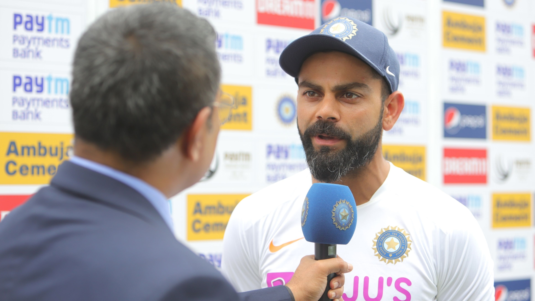'No One's Going to Relax,' Says Kohli After India Seal Test Series