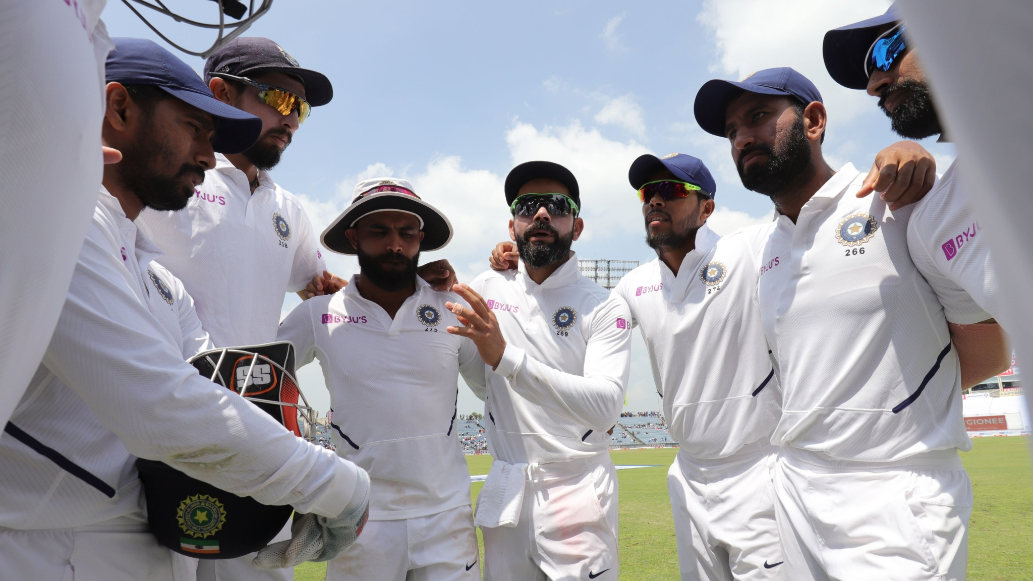 India Eye Whitewash Over South Africa in Final Test at Ranchi