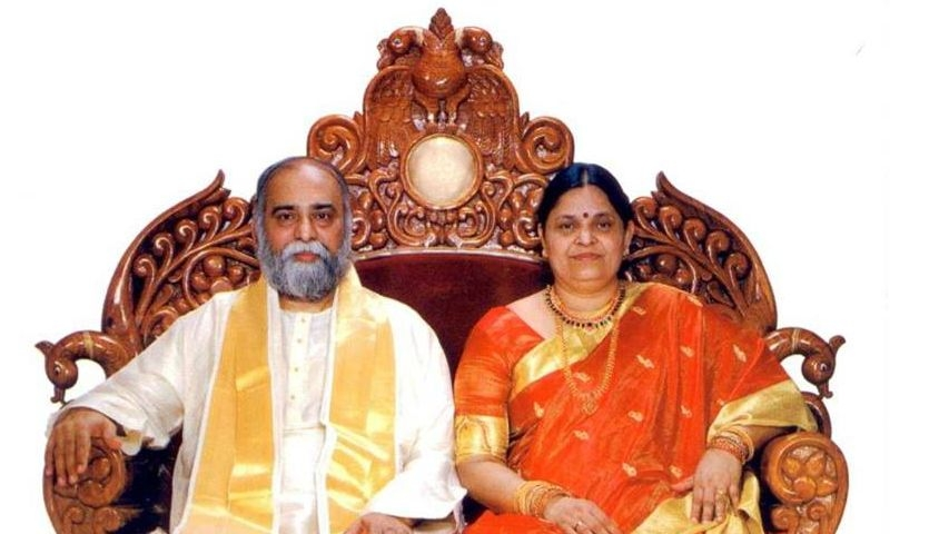 Wellness Guru Kalki Bhagwan has Undisclosed Wealth Over Rs 500 Cr