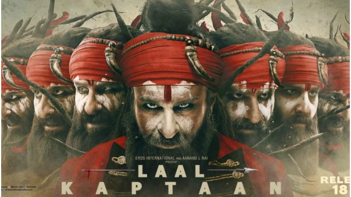 Saif Ali Khan's 'Laal Kaptaan' Is a Slow and Tiring Revenge Saga