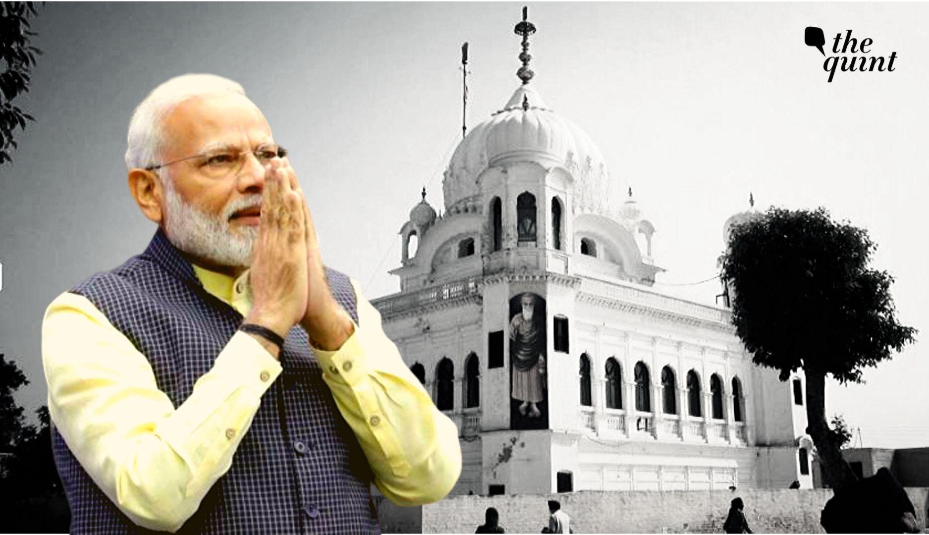 PM Modi to Inaugurate Kartarpur Corridor on Indian Side on 8 Nov