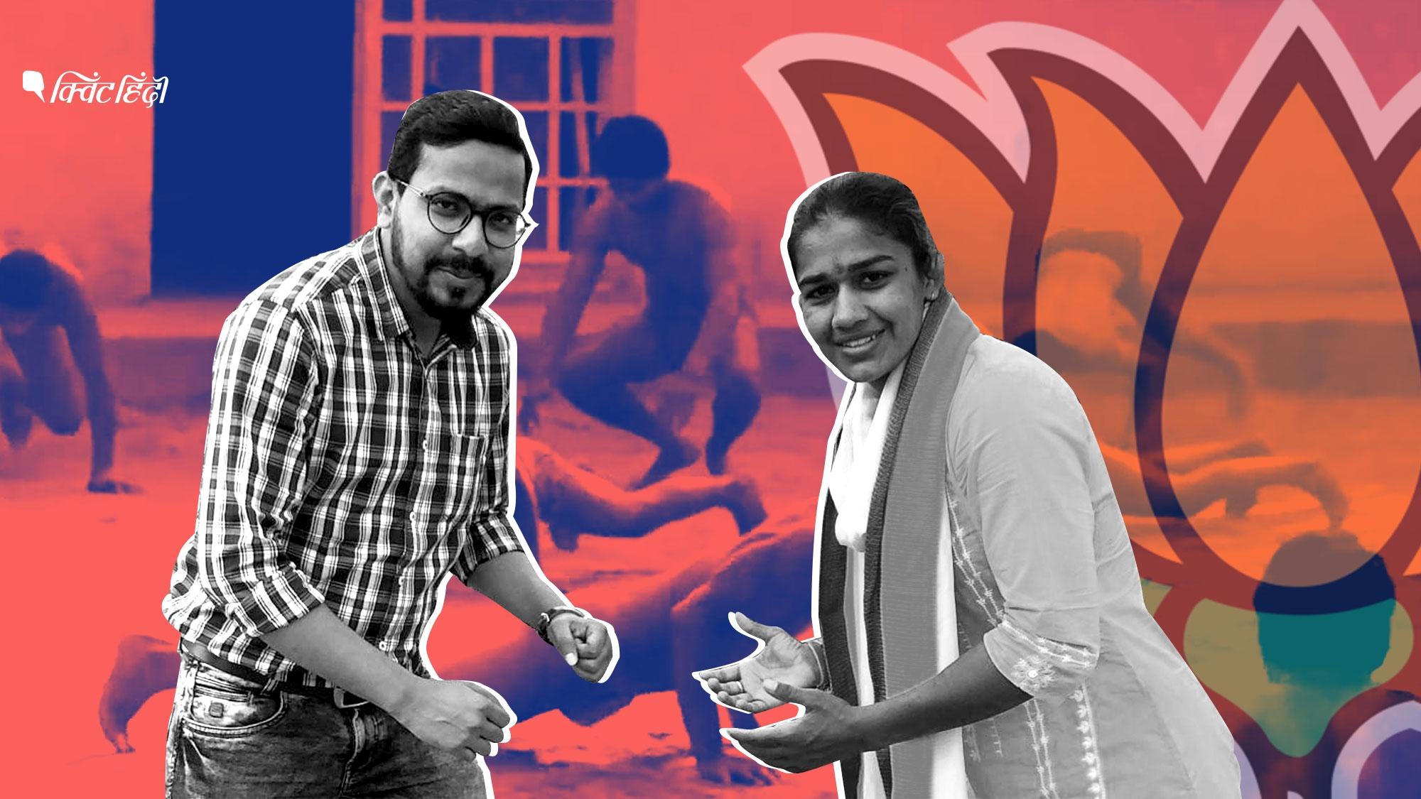BJP Candidate Babita Phogat on Election 'Dangal' in Haryana & More