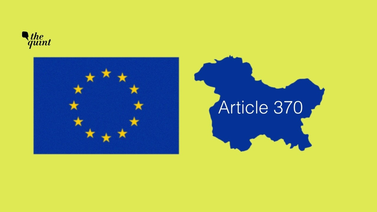 Here's What the European Union MPs in Kashmir Will Not Get to See