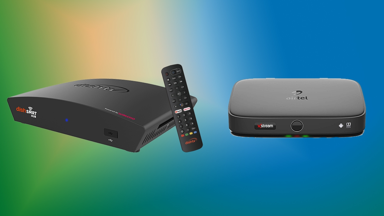 Android Set Top Box Comparison: Dish TV vs Airtel vs JioFiber