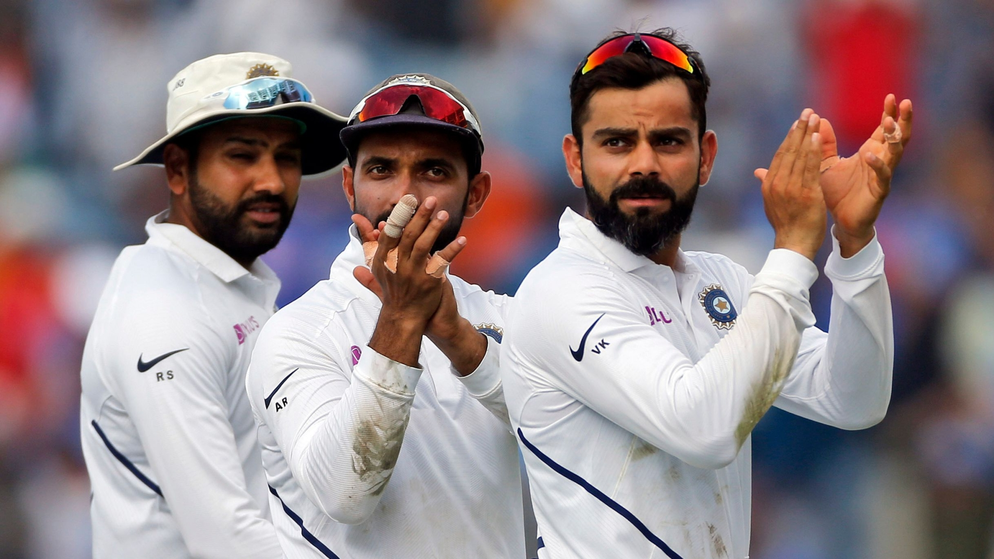 Stats: India Set Record With 11th Straight Test Series Win at Home