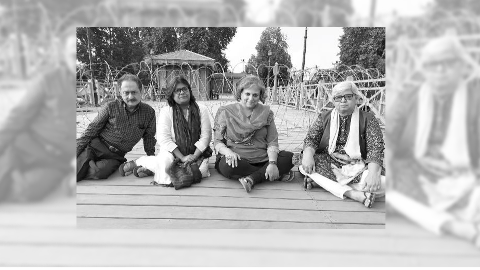 'New Civil Disobedience in Kashmir': Ground Report by 4 Citizens