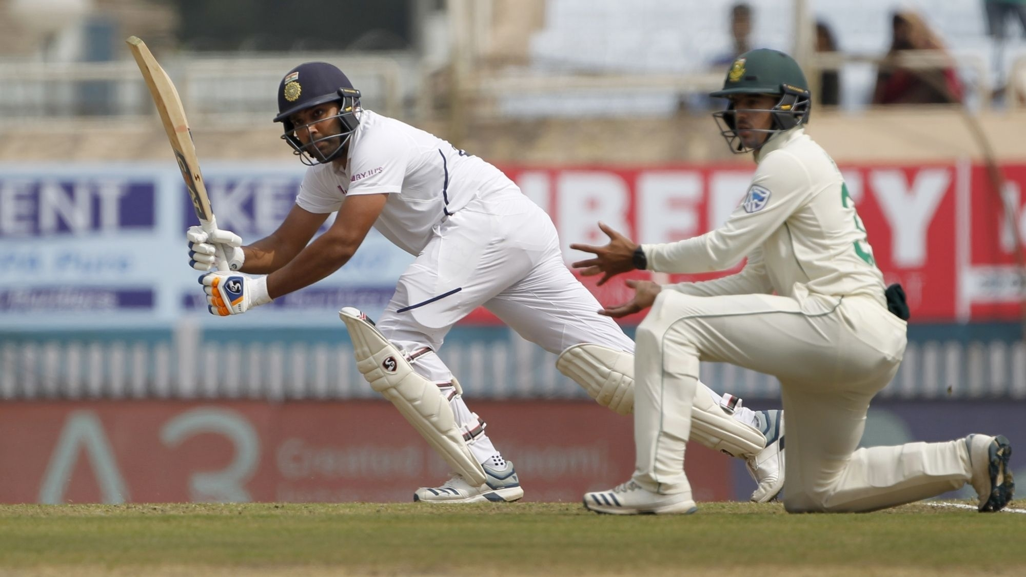Rohit Sharma Rewrites Record Books on the First Day of Ranchi Test