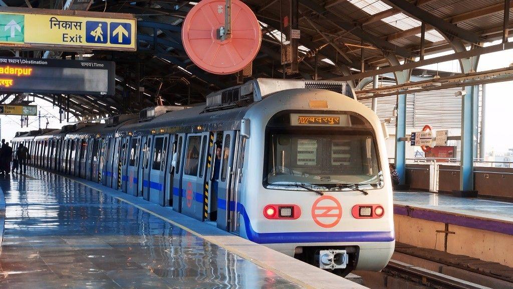 Delhi Metro's Grey Line Connecting Dwarka & Najafgarh Inaugurated