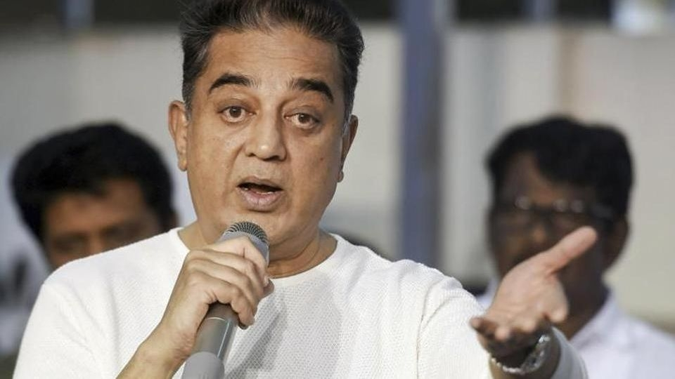 'Courts Must Uphold Justice': Kamal Haasan on FIR Against Celebs