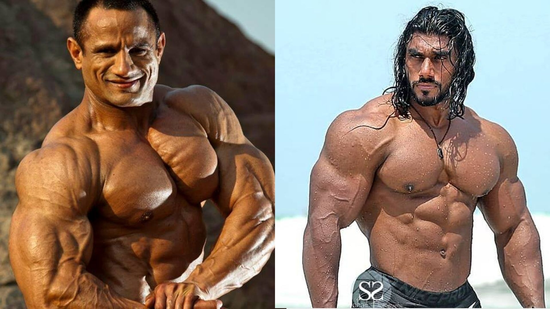 Sangram Chougule to Mukesh Gehlot –Most Famous Indian Bodybuilders