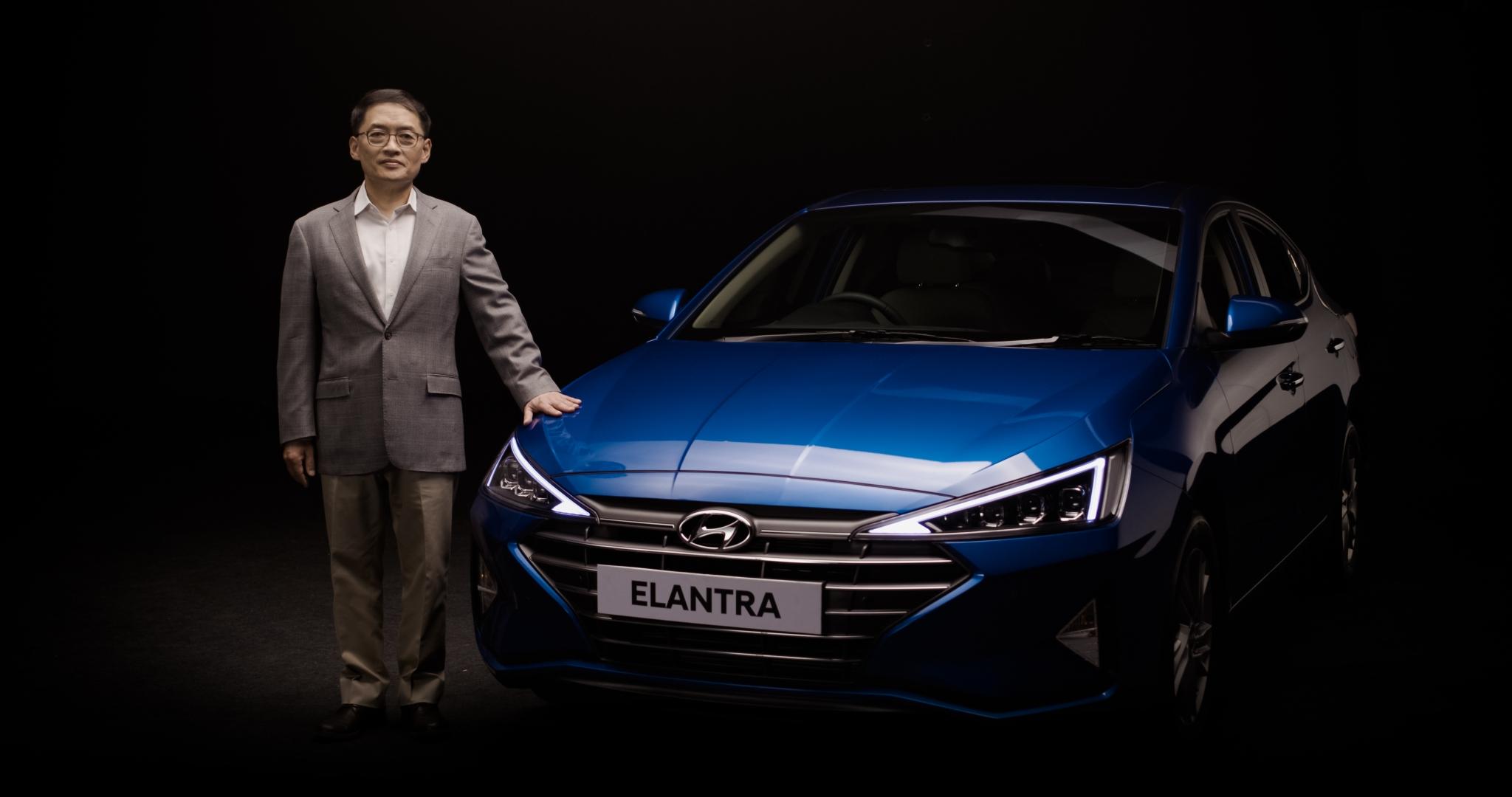 Hyundai Launches 2019 Elantra, Prices Start at Rs 15.89 Lakh