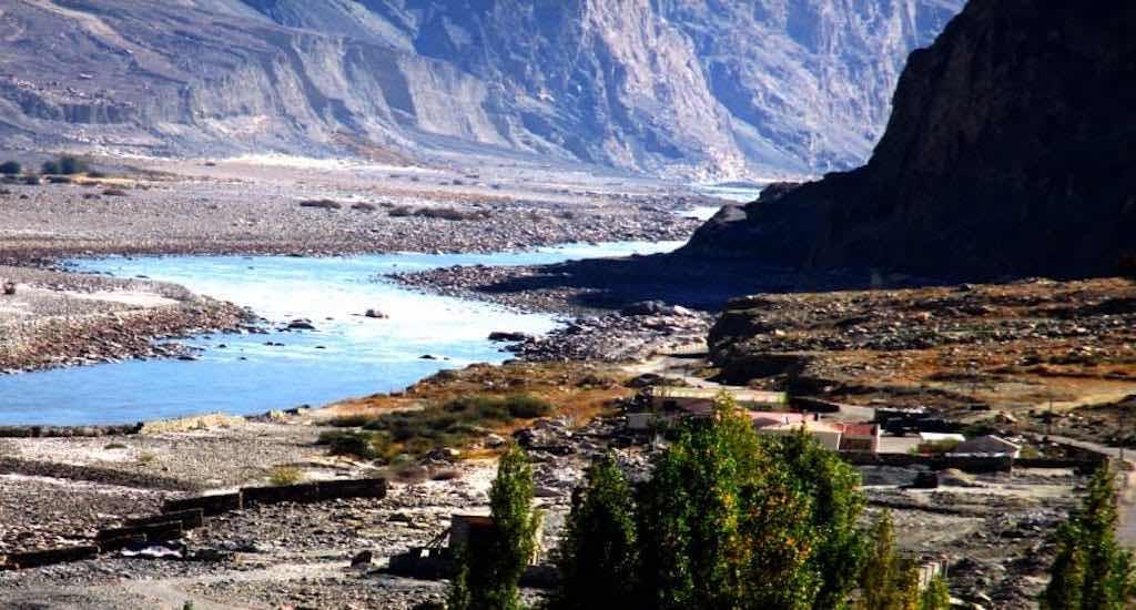 Ladakh's Shyok Valley Farmers Lack Access to Market