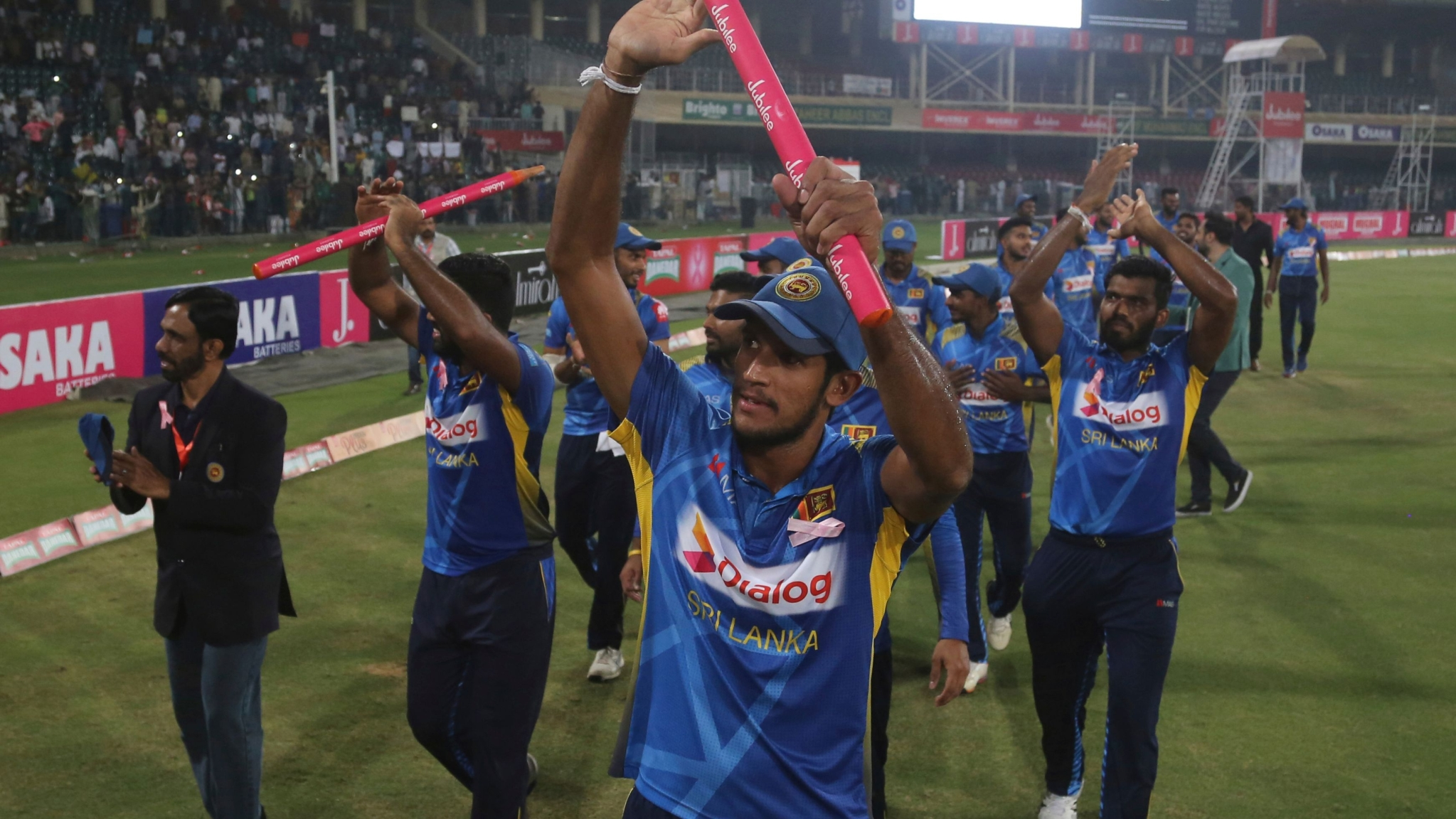 Second-String SL Complete Pak Clean Sweep, Win T20I Series 3-0