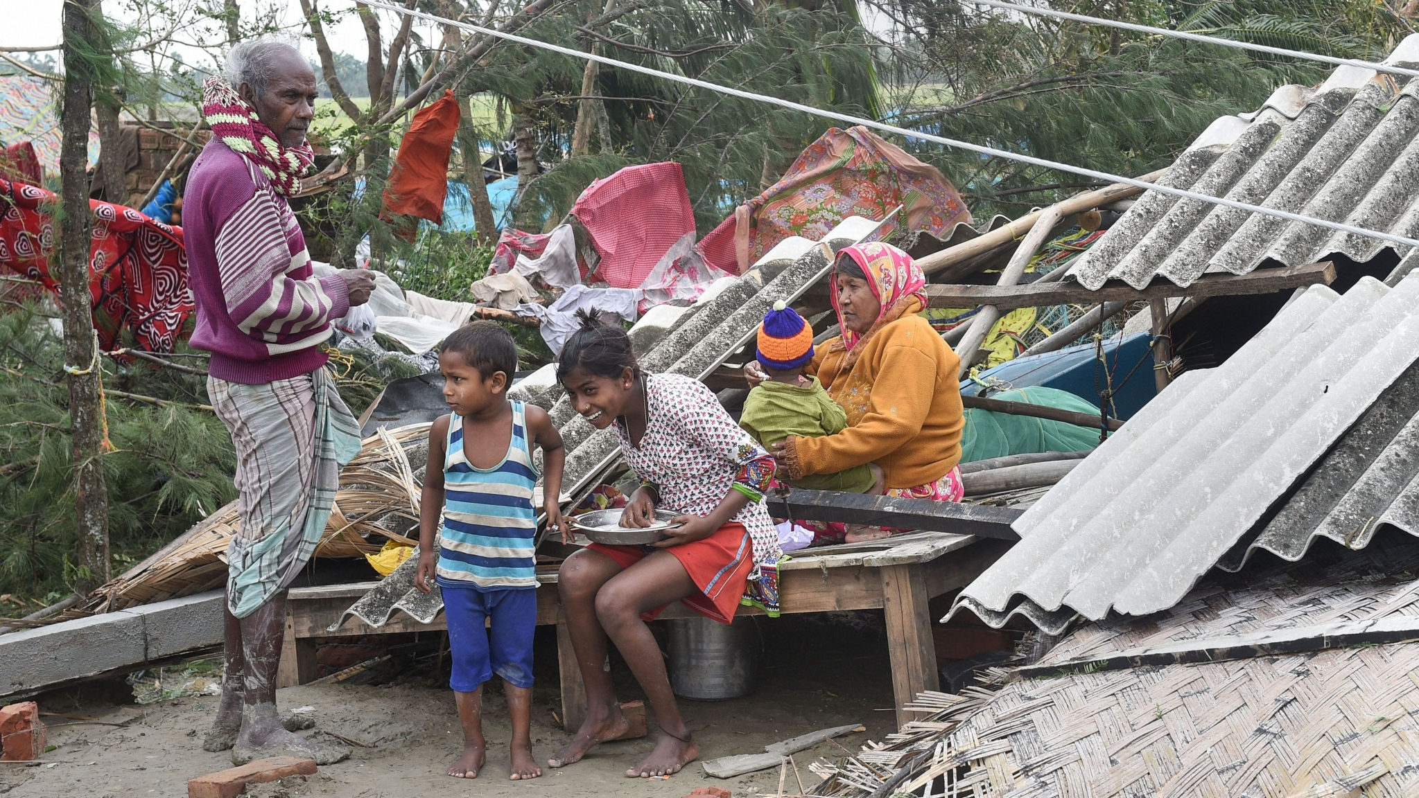 Cyclone Bulbul: Mamata Sets Up Task Force, Promises Rs 2 L Grant